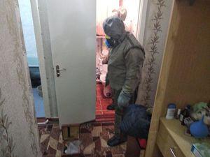 Кіровоградська область: Пожежники врятували сім'ю від розливу ртуті