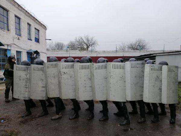 Колишній очільник Пенітенціарної служби: у Кіровоградському СІЗО бунт