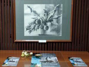 До Дня художника музей Осмьоркіна представляє «Графічні композиції» Наталії Мартинюк