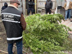 На Кіровоградщині заарештували двох громадян, які збували метамфетамін