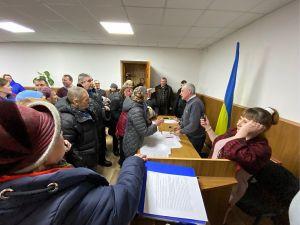 Депутати Новенської селищної ради знов не проголосували за приєднання до Кропивницького