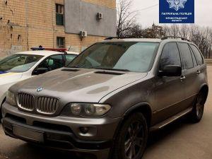У Кропивницькому патрульні зупинили підробне авто