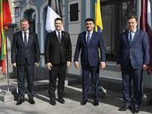 Україна і Латвія посилюють політичний діалог
