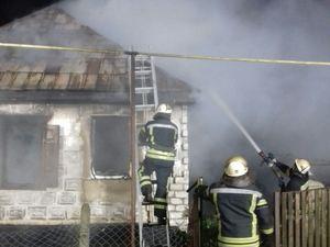 На Кіровоградщині рятувальники загасили три пожежі