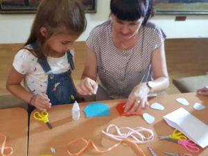 Кропивницький: Художній музей запрошує малечу на майстер-клас