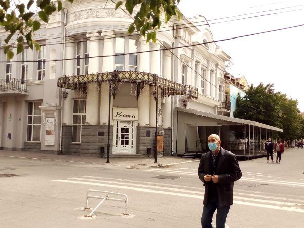Стопкадр: Як виглядає Кропивницький у перші дні послаблення карантину (ФОТО)
