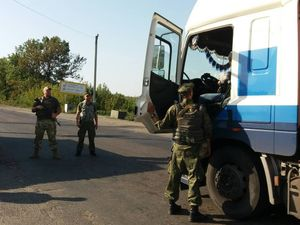 Поліцейські з Кіровоградщини справно служать на сході України