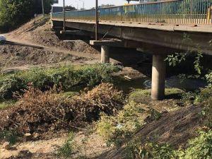 У Кропивницькому розпочали ремонт мосту по вулиці Кропивницького