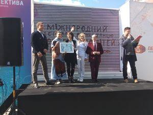 Кропивницький встановив новий танцювальний рекорд (ФОТО)