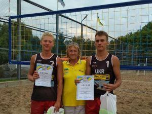 Юні волейболісти з Кропивницького стали бронзовими призерами чемпіонату України