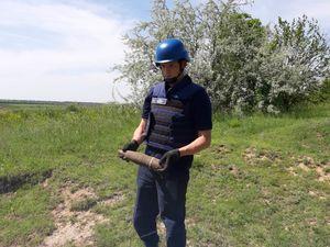 На Кіровоградщині продовжують знаходити боєприпаси часів Другої світової