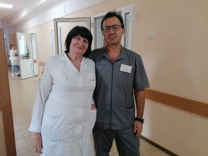 Кропивницький: Як працюють фахівці в інсультному відділенні?