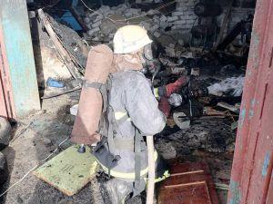 Кіровоградщина: Під час пожежі отримав опіки рук сімнадцятирічний юнак