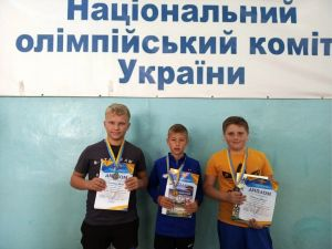 У Кропивницькому визначилися найсильніші тенісисти