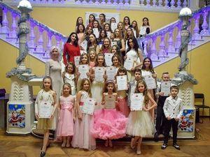 """У Кропивницькому пройшов яскравий святковий концерт """"Style models"""""""