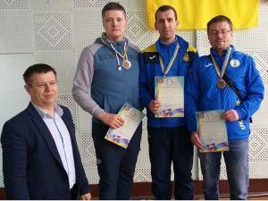 Кропивницький снайпер Олександр Костик став чемпіоном України з новим рекордом