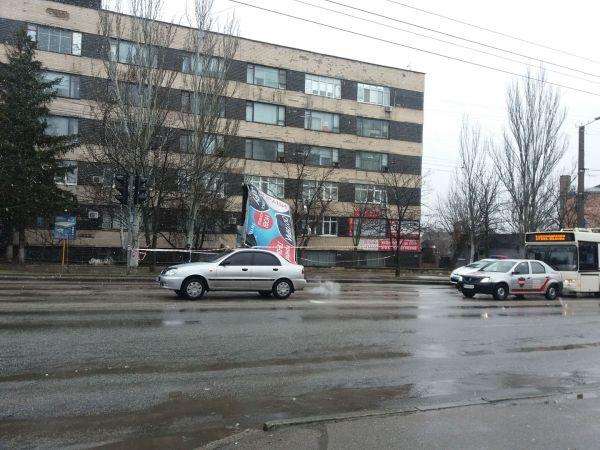 Наслідки буревію змусили змінити маршрут автобусів у Кропивницькому