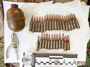 Мешканець Кіровоградщини зберігав удома бойові гранати