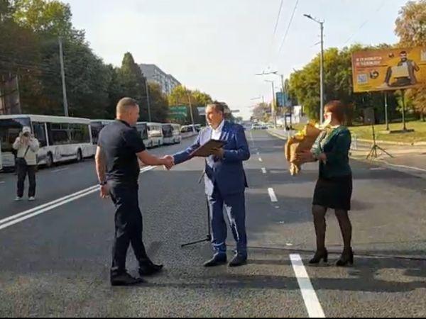 Кропивницький: Відкрився рух транспорту по Вокзальній (ВІДЕО)