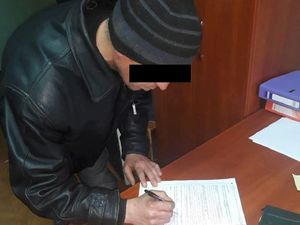 З Кіровоградщини примусово видворили нелегального мігранта з Молдови