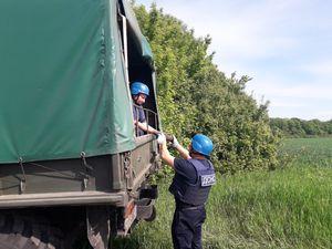 Кіровоградська область: Сапери ДСНС знищили 22 снаряди