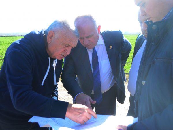 Кіровоградщина: Обласна рада інспектує будівництво пам'ятного знаку «Лита могила»
