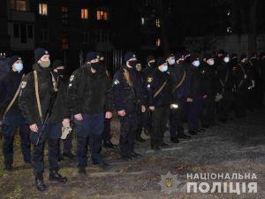 Поліцейські Кіровоградщини відбули у зону проведення Операції Об'єднаних сил