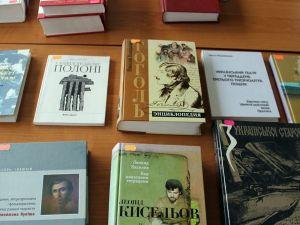Як у Кропивницькому згадували літературознавця Володимира Панченка