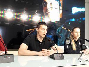 """Активісти """"Пітбуль"""" у першу ніч проекту у Кропивницькому зловили нетверезого водія"""