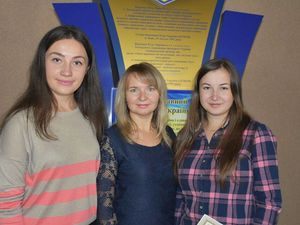 Студентки медуніверситету пройшли стажування з інклюзивних практик у Грузії
