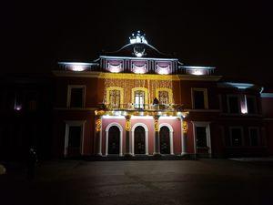 Як цьогоріч прикрасили театр імені Кропивницького (ФОТО)