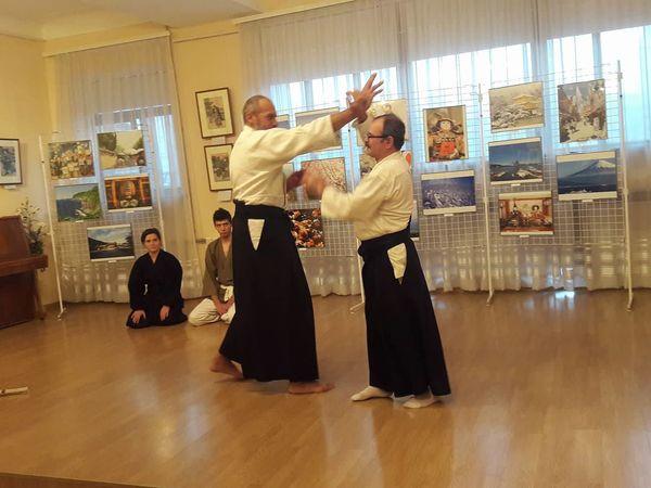 """З """"бійкою"""" та танцями відкрили виставку японської гравюри """"Світ кабукі"""" (ФОТОРЕПОРТАЖ)"""