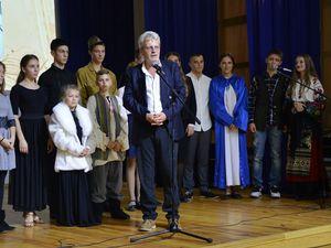 Сезон Літературних салонів стартував у Кропивницькому (ВІДЕО)