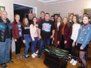 День українського козацтва відзначили у музеї Карпенка-Карого