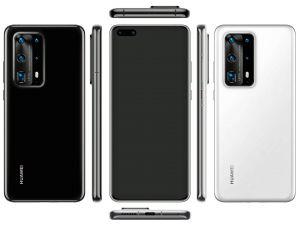 Презентация Huawei P40: новая информация