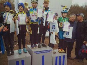 Кіровоградщина: знам'янські велосипедисти здобули вісім нагород