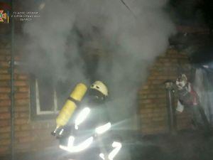 Кіровоградщина: У Новгородці у власному ліжку під час пожежі загинув пенсіонер