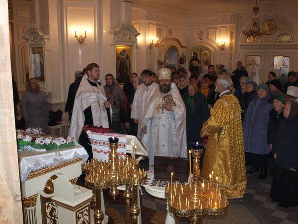 Церковне поздоровлення військових в день Собору Архистратига Михаїла