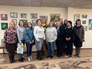 Паросток життя: у Кропивницькому відкрилася виставка творчого об'єднання «Муза»