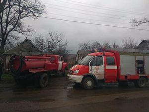 На Світловодщині під час пожежі загинули два чоловіки