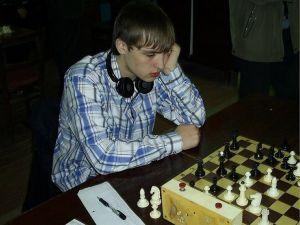 Кропивничанин Богдан Басько став чемпіоном області з блискавичних шахів