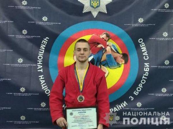 Поліцейські Кіровоградщини увійшли до десятки найкращих на чемпіонаті по самбо