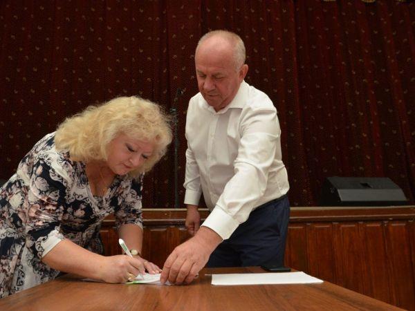 Кіровоградщина: Нова очільниця обласної філармонії приступила до своїх обов'язків