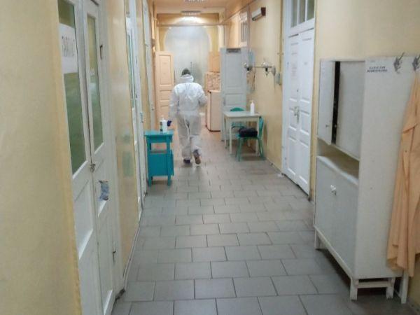 Як лікуються інфіковані коронавірусною інфекцією у кропивницькій лікарні (ФОТО)