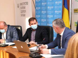 У Кіровоградській ОДА обговорили стратегію боротьби з коронавірусом