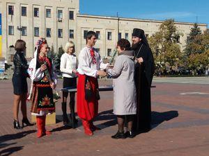 До Дня захисника України у Кропивницькому нагородили військовослужбовців (ФОТО)