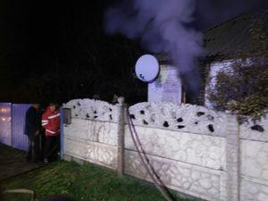 На Кіровоградщині під час пожежі загинула літня жінка (ФОТО)