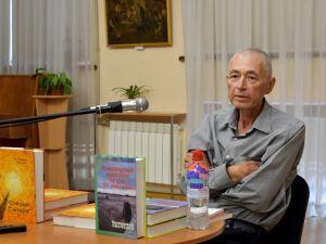Інтелігенція міста вітала «Сонячний годинник» Володимира Панченка