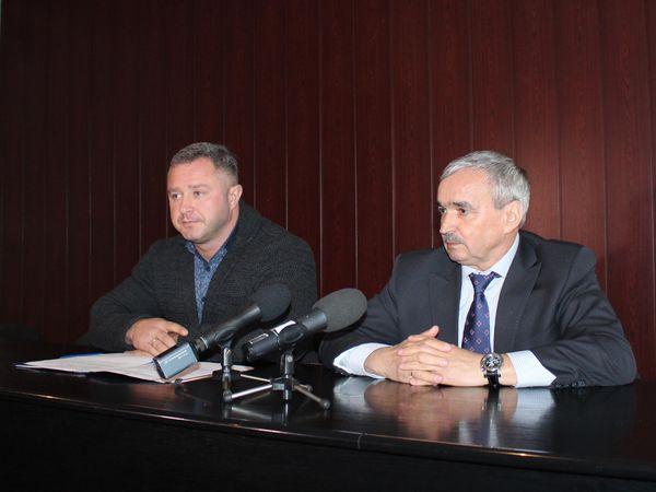 У двох територіальних підрозділах поліції Кіровоградщини призначено нових керівників
