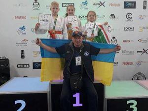 Кропивницькі дзюдоїсти стали переможцями та призерами міжнародного турніру